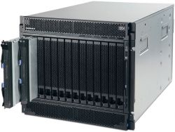 discount serverblade ibm bladecenter h enclosure used