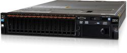 discount server ibm 3650m4 2x e5-2660 64gb used