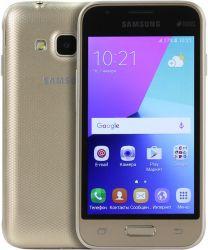 smartphone samsung galaxy j1 mini prime gold sm-j106fzddser