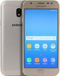 smartphone samsung galaxy j3 2017 gold sm-j330fzddser