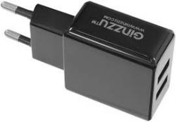 smartaccs charger ginzzu ga-3311ub black