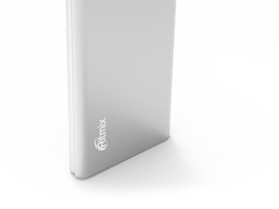 smartaccs charger powerbank ritmix rpb-12077p silver